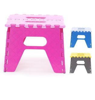 跳板折疊凳凳折疊緊湊通用跳板步戶外流行折疊椅子存儲多彩存儲緊湊粉色藍色黃色羽量級羽量級折疊孩子 konpakuto270526