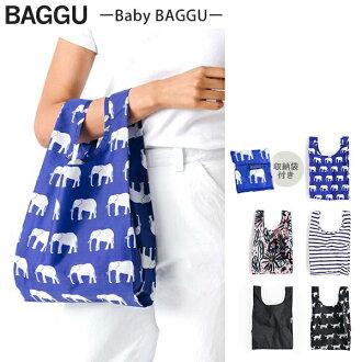 ekobaggubagu b0109001購物袋經典收銀台筐子男子的購物包郵費免費toto漂亮的購物袋購物包副包環保背名牌小型尼龍大容量折疊Baggu