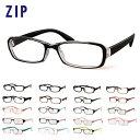 ★透明レンズで気軽にメガネを楽しめる★ メガネ ジップ ZIP 定番 眼鏡 だてめがね めが