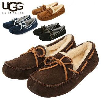 熱門的 UGG 男士皮鞋奧爾森存儲奧爾森 UGG 懶漢鞋甲板鞋毛皮蟒蛇皮皮革店 / 真正
