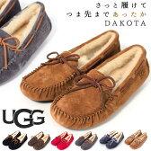 UGG ダコタ 5612 定番 スリッポン ムートン DAKOTA 正規品 アグ モカシン