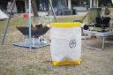 ショッピングゴミ箱 Rootote ルートート トートバッグ 通販 サイドポケット ROO GARBAGE ルーガービッジ ユニセックス ゴミ箱 ダストボックス キャンバス 丸底 レディース