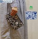 ショッピングバッグインバッグ Rootote ルートート ポーチ 通販 POUCH ラミネート 旅行 サブバッグ 小物入れ バッグインバッグ レディース