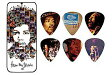 Jim Dunlop ジム ダンロップ Jimi Hendrix Collector Pick Tins JHPT07M HEAR MY MUSIC【郵送対応商品】【RCP】【zn】