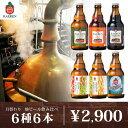 【送料無料】ベアレン醸造所 月替わり 6種 6本入り 飲み比...