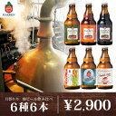 【送料無料】ベアレン醸造所 月替わり 6種 6本入り 飲み比