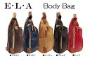 ●【送料無料】(沖縄・離島を除く)●ワン ショルダーバッグ●【 E・L・A 】 Body bag ボディーバッグ No:12052●超軽量の 420g♪♪●メン...