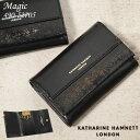 キャサリンハムネット 財布 キーケース KATHARINE HAMNETT マジック 490-52705