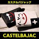 カステルバジャック 財布 パンセ 059611 CASTELBAJAC パスケース 小銭入れ メンズ
