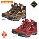 キャラバン 登山靴 C1-02S ライトトレック レディース【CARAVAN】 トレッキング シューズ ブーツ アウトドアシューズ ハイキング 登山 幅広 防水 ゴアテックス