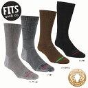 登山用ソックス トレッキング ハイキング 厚手靴下 【FITS】フィッツ 1005-ミディアムエクスペディション ラグドークルー