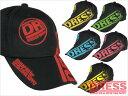 【送料無料】 DRESS ドレス DRESSオリジナルキャップ ブラックVer. 帽子 オフィシャルグッズ