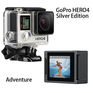 GoPro�����ץ�HERO4SilverEditionAdventure[GoProHERO4����С����ǥ�����ɥ٥���㡼]���������饫��饹�Υܥ��Ρ��ܡ��ɥ������ȥԥ��ȥХ���black�����Хå�����饹�ȥ�å��Ӽ�ʬ�����Ӱ���ե���������ޥ���ȥݡ���