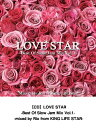 【CD】LOVE STAR -Best Of Slow Jam Mix Vol.1- -mixed by Rio from KING LIFE STAR- レゲエ CD