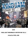 Artist Name: Ha Line - 【CD】KING JAM THROWBACK WINTER MIX VOL.3 -mixed by KING JAM- レゲエ CD