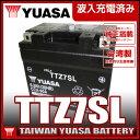 台湾 YUASAユアサ TTZ7SL 互換 YTZ7S FTZ7S GT6B-3/FTZ5L-BS  初期充電済 即使用可能 PCX125 ズーマー リード125 XR230