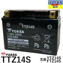 台湾 YUASAユアサ TTZ14S 互換 YTZ14S FTZ14S DTZ14-BS SC54 CB1300 スーパーボルドール 初期充電済 即使用可能