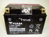 初期充電済 即使用可能!台湾 YUASAユアサ バッテリー TTZ12S 互換 YTZ12S FTZ12S DTZ12-BS フォルツァZ フォルツァX MF06 MF08 MF10 初期充電済 即使用可能[YUASA ユアサ バッテリー]楽天会員様限定!バイク用グローブプレゼント!