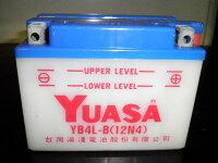 YUASAユアサYB4L-B互換GM4-3B・FB4L-B・BX4A-3B