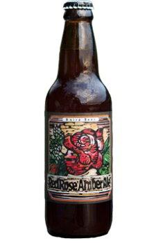 ≪工場直送≫レッドローズアンバーエール6本パックベアードビール