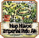 ホップハボックインペリアルペールエール 6本パック 工場直送 地ビール