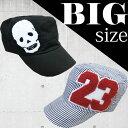 BIGサイズ/ワークキャップ帽子キャップ【数量限定】【ゴルフ】大きいサイズ/帽子/キャップ/CAP/GOLF
