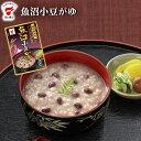 魚沼小豆がゆ (たいまつ食品) 低カロリー レトルト お