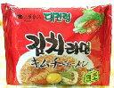 【送料無料】韓国三養キムチラーメン(キムチチゲラーメン)5袋パックX8(40袋ケース単位)(乾燥キムチ入り)(韓国料理)