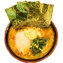 横浜ラーメン吉村家 家系五人衆 4食(2食入X2箱)(ご当地ラーメン) 【あす楽対応】