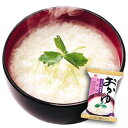 アマノフーズ 白かゆ 6袋 (アマノフーズのフリーズドライお粥)