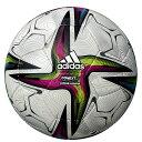 【アディダス】 サッカーボール 2021 FIFA主要大会 公式試合球 CONEXT21 コネクト21 リーグ ルシアーダ レプリカ5号球モデル JFA検定球 【adidas2021ball】 AF532LU