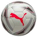 【プーマ】 サッカーボール アイコンボール SC 5号球 レッド 検定球 【PUMA2021Ball】 083611-04-5