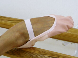 Chacott front leather ballet shoes 16.0 cm ~ 21.5 cm 5P13oct13_b