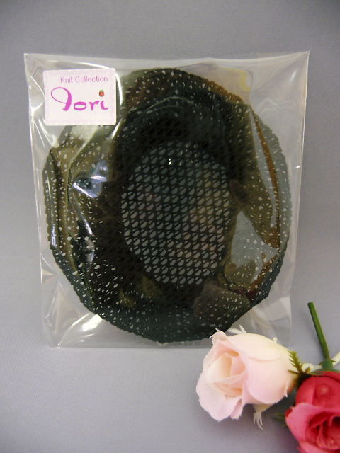 Dumpling net (net for chignons) stock size SS10P02dec12