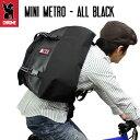 CHROME (クローム) / Mini Metro / メッセンジャーバッグ / ショルダーバッグ / ALL BLACK【RCP】