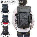【MAX1000円OFFクーポン】 MAKAVELIC マキャベリック リュック リュックサック Chase DOUBLE LINE BACKPACK ダブルラインバックパック …
