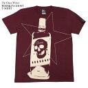 Whiskey Ghost Tシャツ -The Ghost Writer-tgw032tee-G-RR- SKULL スカル ドクロ ゴースト ウイスキー パンク ロック ロックTシャツ ロゴ アメカジ グラフィック 半袖 メンズ レディース ペア ユニセックス ホワイト 白【RCP】