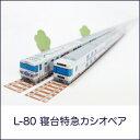 ハシ鉄 ロコL-80 寝台特急カシオペア電車の形をしたお箸安心の日本製逸品のコレクション箸 はし