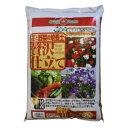 SUNBELLEX 花と野菜の培養土 贅沢仕立て 25L×6袋 代引き不可/同梱不可