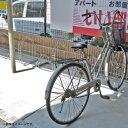 ダイケン 自転車ラック サイクルスタンド CS-ML6 6台用 メーカ直送品 代引き不可/同梱不可