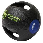 メディシンボール ダブルグリップタイプ 3kg MB3 代引き不可/同梱不可