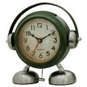 フットベル アナログ時計 TBC-5604-OGA メーカ直送品 代引き不可/同梱不可