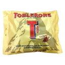 トブラローネ ミルクチョコレート タイニーミルクバッグ 200g×20袋セット メーカ直送品 代引き不可/同梱不可