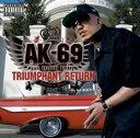 TRIUMPHANT RETURN Redsta iz Back 通常盤【CD、音楽 中古 CD】メール便可 ケース無:: レンタル落ち