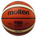 モルテン(Molten) バスケットボール 7号球国際公認球GL7X (mt-bgl7x-) 7号ボール 貼り・天然皮革 【ネーム加工可】 【MT-BGL7X-】