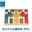 ボーネルンド オリジナル積み木 カラー BZID001【知育玩具/】【\6,480以上購入で送料無料】