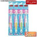 【M's one】おりこうパンダハブラシ 3才以上【D】