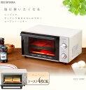 オーブントースター EOT-1203C ホワイト アイリスオ...
