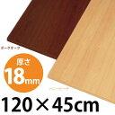 アイリスオーヤマ カラー化粧棚板 LBC-1245 ハニービーチ・ダークオーク 【送料無料】