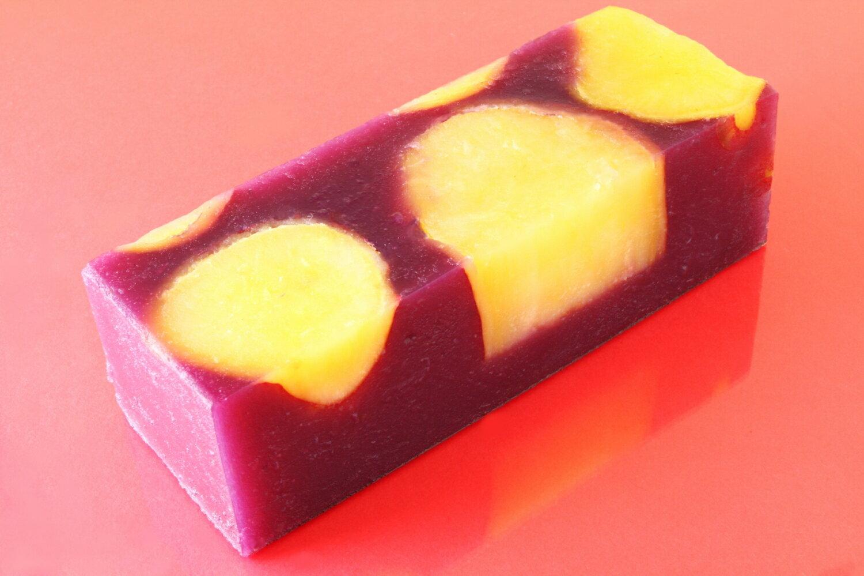 紫芋ようかんの商品画像